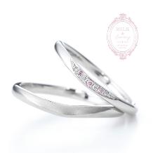 Gemmeo MyM(ジェンメオミィム)_キュート派におすすめ!ピンクダイヤが指元で輝く…