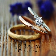 Gemmeo MyM(ジェンメオミィム):規則正しいカットデザインが指を綺麗に魅せてくれる