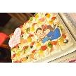 ダイニングスペース WEDDING HALL 名駅店:お好きなアレンジが楽しめる似顔絵ケーキ★色紙も付いてきます!