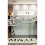 M&H plata:白を基調とした会場には、どんなウェルカムグッズも映えますね!