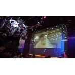 CLUB DIANA(クラブ ディアナ):大迫力の300インチスクリーン
