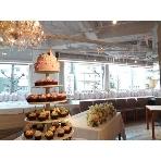 chano-ma 代官山:完全オーダーメイドのカップケーキタワー