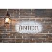UNICO 西梅田:レンガ調の雰囲気が人気