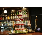 DINING&BAR Sofa(ソファー):大人気!!シャンパンタワー。。
