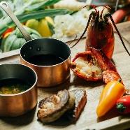ラ・クラリエール:【数組限定】とろける牛フィレ&ぷりぷりオマール試食フェア