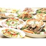 Italian Dining The South:パーティお料理イメージ♪