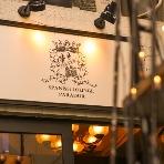 SPANISH LOUNGE PARADOR (パラドール):アンティークな空間が広がる店内へ☆