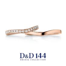 ルイ エ レイ by CASA'DE YOKOYAMA_【Eternita】毎年の結婚記念日にあとからダイヤモンドを増やせるリング。