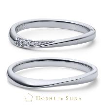 ルイ エ レイ by CASA'DE YOKOYAMAの婚約指輪&結婚指輪