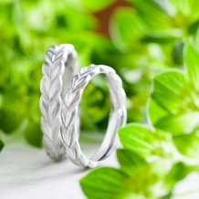 takuho BRIDALRING_◇大人気!!◇Like a...Ring+(Plus)~Fioreマイレレイ~