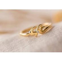 takuho BRIDALRING_こだわりの婚約指輪は!お2人の名前のイニシャルで( *´艸`)♪永遠の愛を誓う★