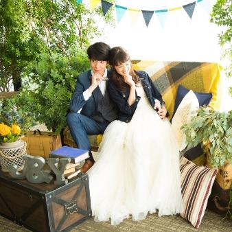 シーサイド平川MASARU:お食事券付【先輩ママ公認】マタニティ花嫁&ファミリーW