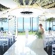 シーサイド平川MASARU:【別世界のリゾートへ】3000坪ガーデンW×180°海のチャペル