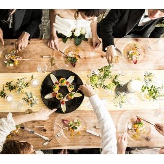 シーサイド平川MASARU:口コミで大人気【料理&挙式】2大特典&豪華試食×リゾート体験