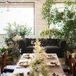 エレガンテヴィータ:アットホーム婚:貸切ガーデン×流しテーブル×ナチュラルW体験