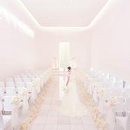 シェラトングランドホテル広島:【絶品スイーツ付】純白チャペル見学会