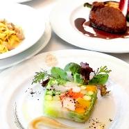リストランテ サバティーニ青山:限定2組!【試食付相談会】イタリア政府公認 最高峰の美食