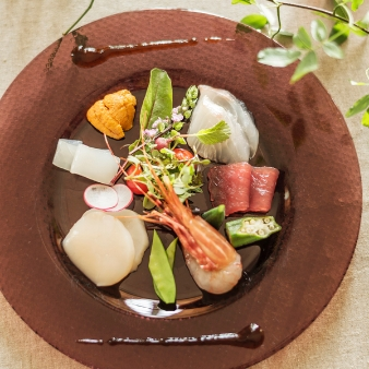 Flairge Sweet(フレアージュ スウィート):『料理・おもてなし重視』大人婚フェア