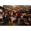 W CAFE 心斎橋(ダブリューカフェ):cafeスペースは天井なんと7m!!開放感が演出致します☆