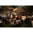 W CAFE 心斎橋(ダブリューカフェ):cafe スペースは天井も高く最大130名着席出来ます!