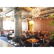 W CAFE 心斎橋(ダブリューカフェ):通常の1Fカフェスペースの様子です。