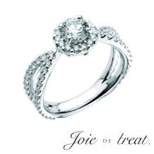 Joie de treat. ジョア ドゥ トリート_【プロポーズリングに!】 年齢を重ねるほどに手元を美しく魅せるエレガントな指輪