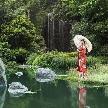 THE LANDMARK SQUARE TOKYO(ザ ランドマークスクエア トーキョー):<和装と洋装どちらも叶う>緑溢れる挙式&庭園体験&スィーツ試食