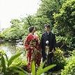 THE LANDMARK SQUARE TOKYO(ザ ランドマークスクエア トーキョー):<和婚希望&和と洋で迷っている方へ>挙式&庭園体験&試食付