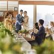 THE LANDMARK SQUARE TOKYO(ザ ランドマークスクエア トーキョー):【人気の春婚がお得に♪】挙式料全額&苺ビュッフェ付/豪華試食