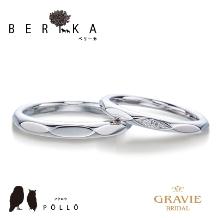 GRAVIE(グラヴィ)_【ゼクシィ本誌掲載中】BERIKA_ベリーカ POLLO_フクロウ