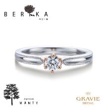 GRAVIE(グラヴィ)_BERIKA_ベリーカ MANTY_アカマツの木