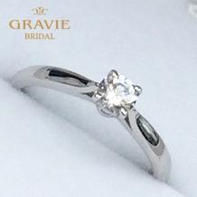 GRAVIE(グラヴィ)_【GRAVIE】プロポーズ・リング プラン