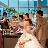 ・・★星空チャペル®★・・ GRANDARCHE WEDDING HILLS(グランダルシュ ウエディングヒルズ):【彼も私もHappy♪】豪華試食×ドレス試着♪特別フェア