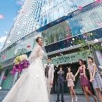 ・・★星空チャペル(R)★・・ GRANDARCHE WEDDING HILLS(グランダルシュ ウエディングヒルズ)のフェア画像