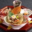 なだ万 ZIPANGU(ジパング):【ホテル×レストラン】試食付き和モダンフェア