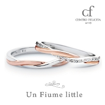 CENTRO FELICITA BOUTIQUE (セントロ フェリシタ ブティック)_「重なり合う運命」Un Fiume little (アンフューム リル)