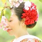 東京装苑(とうきょうそうえん):108,000円の満足庭園ロケーションプラン。撮影データも衣装グレードアップも