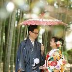 東京装苑(とうきょうそうえん):和装前撮り専門店 肌着入り手ぶらでご来店 庭園ロケ 19,800円
