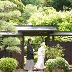東京装苑(とうきょうそうえん):【貸切】家族と邸宅で前撮り撮影 データ・衣装グレードアップ込 ¥118,000