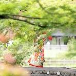 ロケーション撮影、前撮:東京装苑(トウキョウソウエン/旧:離宮苑)