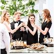 ザ・グローオリエンタル名古屋:【リゾート挙式後の方へ 洋×和】贅沢試食&1.5次会相談会