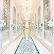ザ・グローオリエンタル名古屋:【煌きチャペル☆ドレス15万円特典】自然光溢れる挙式体験