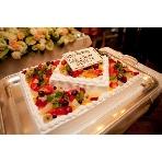 クルーズクルーズ THE GINZA:ウェディングケーキ パティシェ手作りのオリジナルケーキ