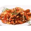 CORONA(コローナ):大皿のパスタ料理!(※ディナー時の料理イメージです)