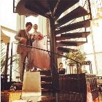 LoyKratong Resort(ロイクラトン リゾート):室内にある螺旋階段