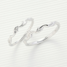 パルテ熊本:女性らしい柔らかな曲線の可愛らしい細身デザイン♪指がほっそり見える効果も☆*。