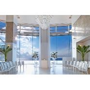 イマジン ホテル&リゾート 函館:【海と空が一望のチャペル☆】彼と一緒に見学&WD相談会