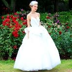 New Vintage Wedding:【クラシックライン】Angelina/アンジェリーナ★上品でエレガンスなAライン