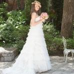 New Vintage Wedding:【ガーデンで着たい】Erena/エレナ★レースたっぷりのラブリーエンパイア