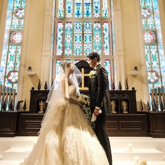 ラヴィール金沢:◆県内屈指の大聖堂◆ゲストの印象に残る本格ウェディングを提案
